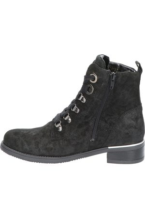 Waldläufer 903821 Brizu Black H-Wijdte Boots veter-boots