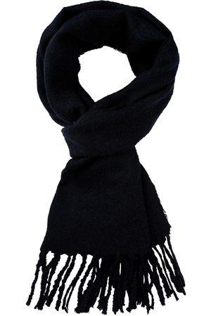 Profuomo Navy wol blend sjaal heren