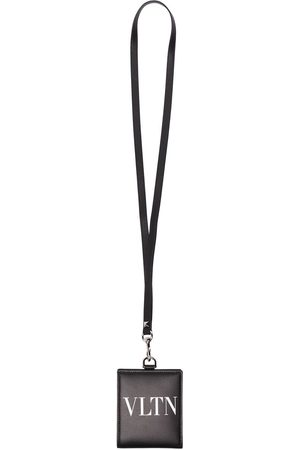 VALENTINO GARAVANI VLTN wallet necklace