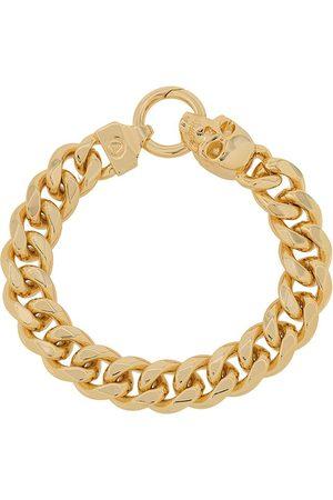 NORTHSKULL Atticus skull charm bracelet