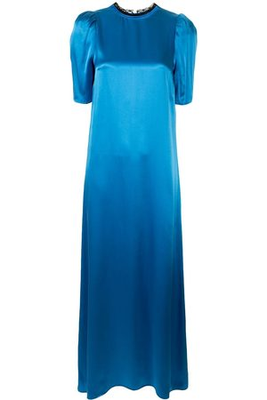 Macgraw Shadow maxi dress