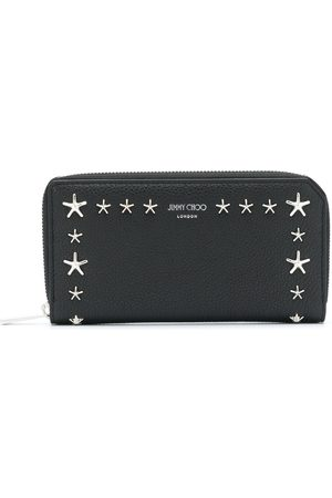 Jimmy Choo Star studded wallet