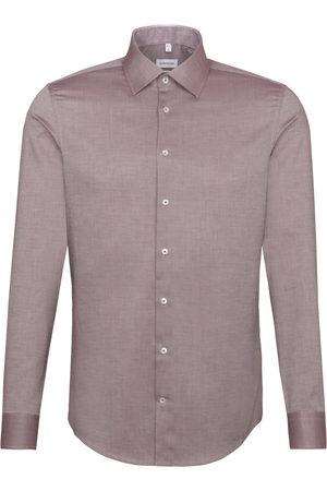 Seidensticker Heren Overhemden - Zakelijk overhemd ' Slim