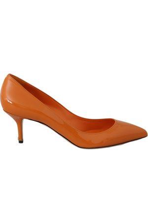 Dolce & Gabbana Leather Heels Pumps