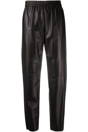 DROME High-rise tapered trousers