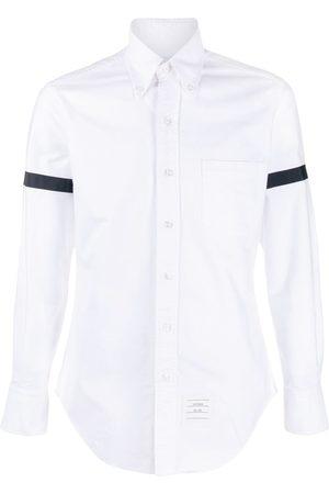 Thom Browne Ribbon-detail shirt