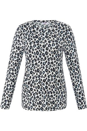 Emilia Lay Shirt luipaardprint multicolour