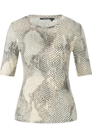 Marc Aurel Shirt ronde hals en korte mouwen multicolour