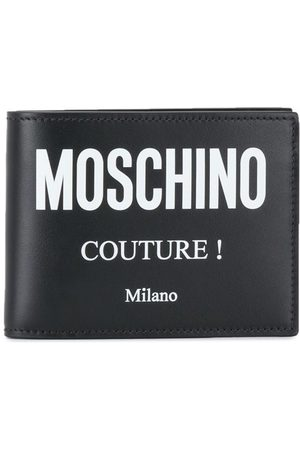 Moschino Couture! bi-fold wallet