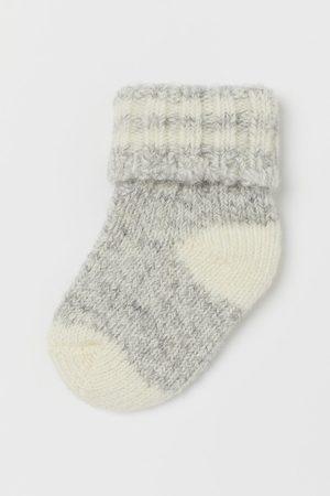 H & M Meisjes Sokken - Sokken van wolmix