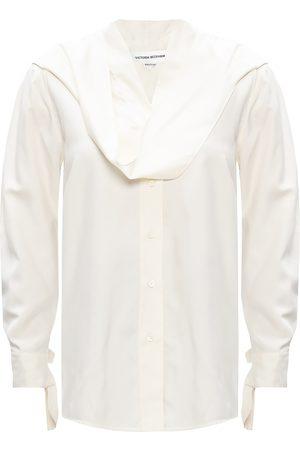 Victoria Beckham T-shirts - Silk shirt