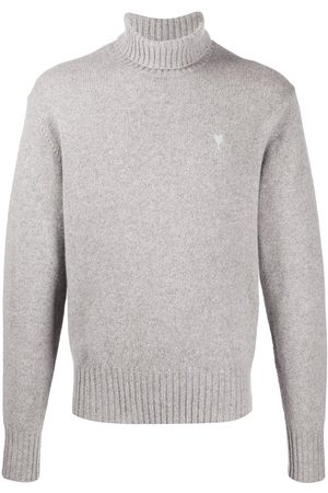 Ami Heren Coltruien - Ami de Coeur turtleneck jumper
