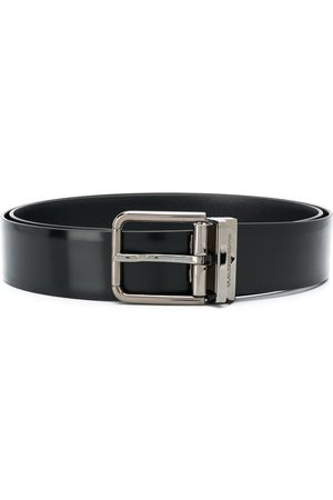 Dolce & Gabbana Logo-engraved buckle belt