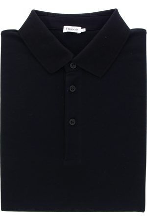Filippa K Heren Poloshirts - Polo Lange Mouwen Zwart