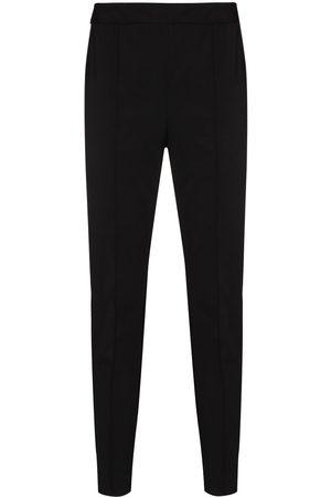ROSETTA GETTY High-waist cropped trousers