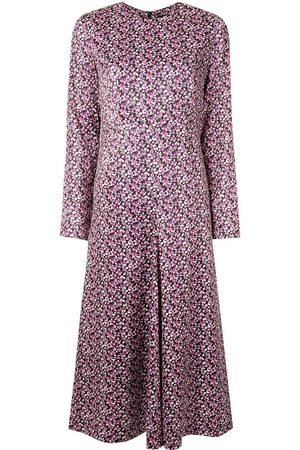 GOEN.J Floral print dress