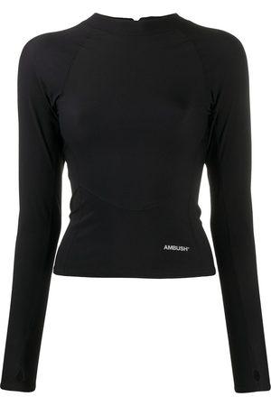 AMBUSH Zip-up long-sleeve top
