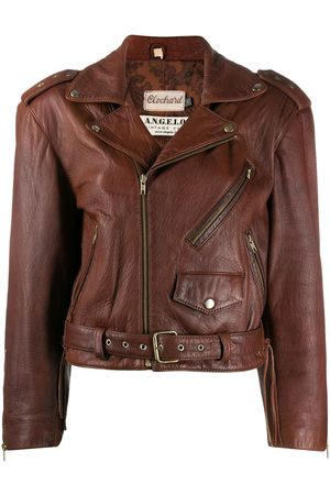 A.N.G.E.L.O. Vintage Cult 1980s leather biker jacket