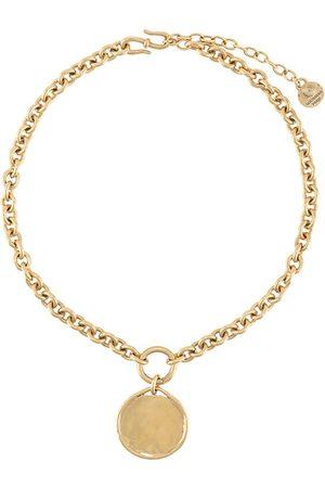 Goossens Coin pendant necklace