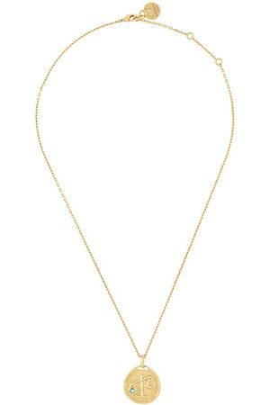 Goossens Talisman Libra pendant necklace
