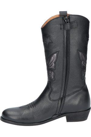 Red Rag 11182 929 Black Fantasy Boots
