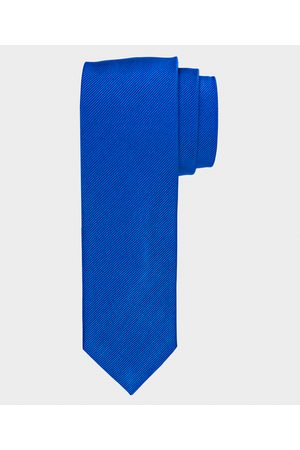 Profuomo Heren Stropdassen - Royal uni zijden stropdas heren