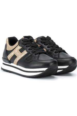 Hogan Platform sole low-top sneakers