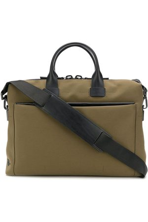 TROUBADOUR Pathfinder slim briefcase