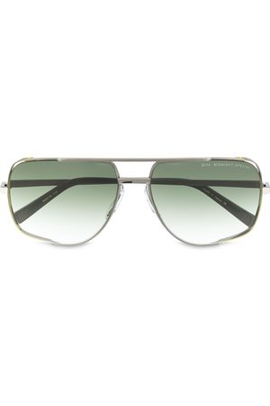 DITA EYEWEAR Gradient aviator-style sunglasses