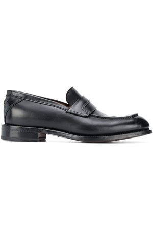 Ermenegildo Zegna Almond toe loafers