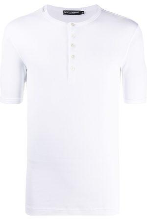 Dolce & Gabbana Round neck polo shirt