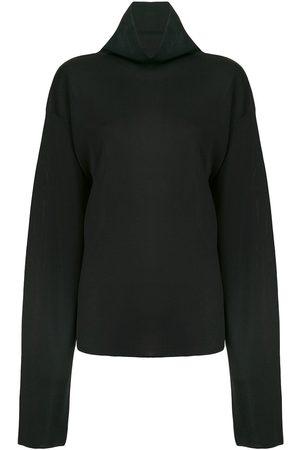 DION LEE Oversized-sleeve jumper