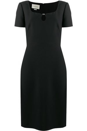 Gucci Sweetheart neck dress