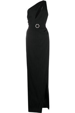 Philipp Plein Demetra embellished gown