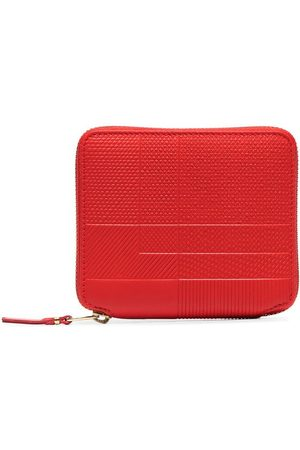 Comme des Garçons Intersection zip-around wallet