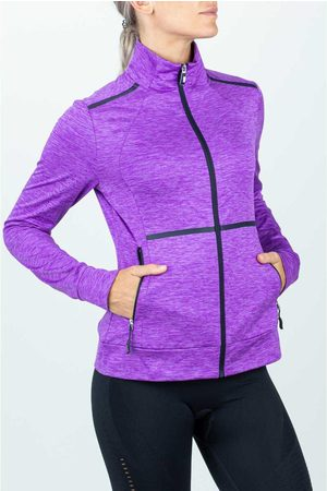 Sjeng Sports Jovanka plus-p074 lady training jacket plus jovanka plus-p074