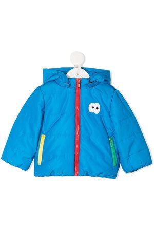 Stella McCartney Rainbow-embroidered jacket
