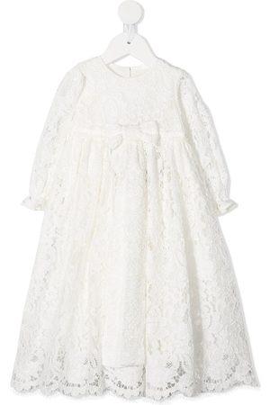 Dolce & Gabbana A-line lace dress