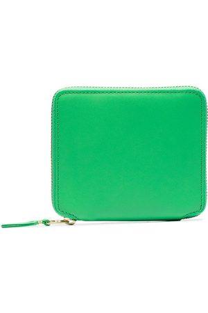 Comme des Garçons Portefeuilles - Square-shape zipped wallet