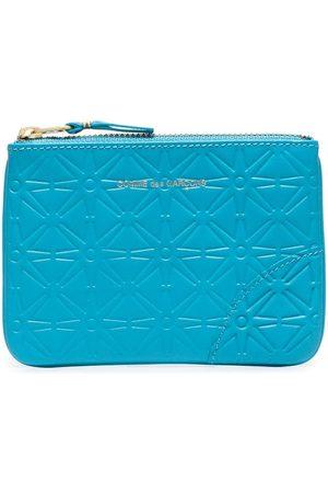 Comme des Garçons Classic embossed leather wallet