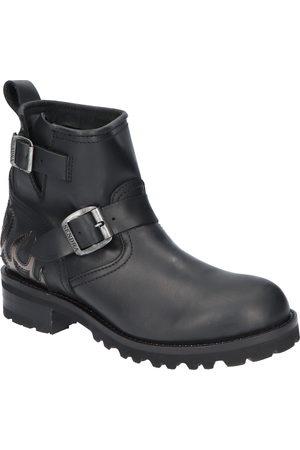Sendra 14904 Carol Srinter Negro Bras Boots biker-boots