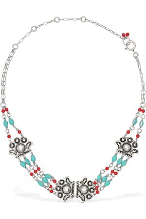 Isabel Marant Besame Collar Necklace