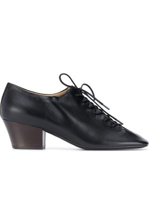 LEMAIRE Square toe lace-up shoes