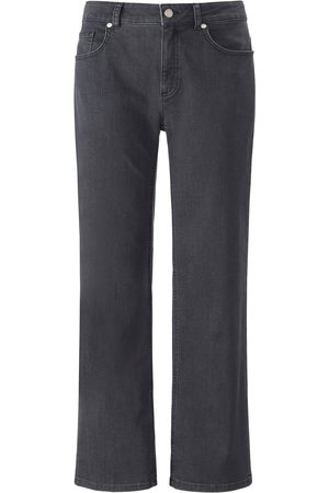 Uta Raasch Wide Leg-jeans studs Van denim