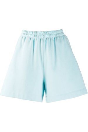 Styland Dames Instappers - Slip-on cotton shorts
