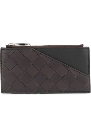 Bottega Veneta Zipped card case