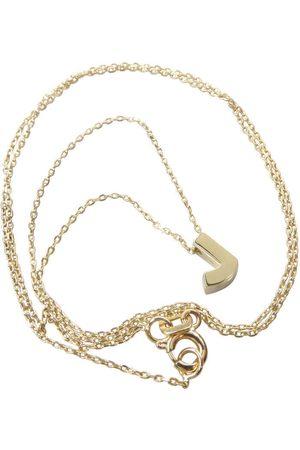 Christian Gouden ketting met j hanger