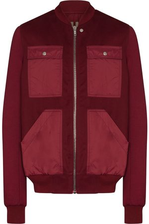 Rick Owens Cargo Flight bomber jacket