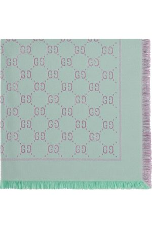 Gucci GG monogram scarf