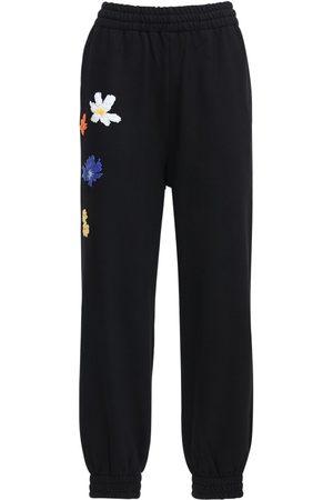 McQ Dames Joggingbroeken - Genesis Ii Athena Floral Sweatpants